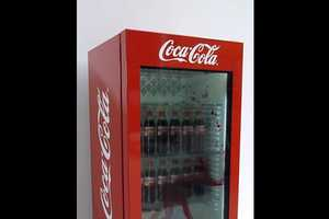 Licht-con Produktions' Coke Machine Has See-Through Animations