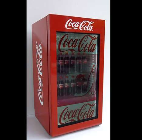 Coke machine