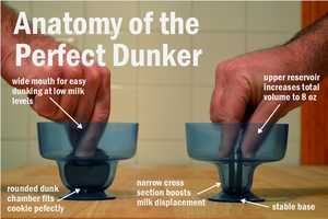 The Cookie Dunker Will Solve All Cookie Dunk Problems