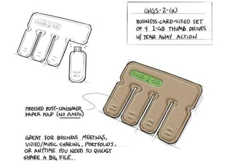 Functional Flash Drives