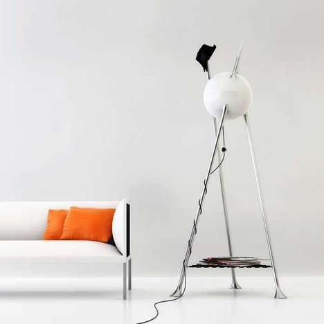 ORB Lamp by Creative Pill