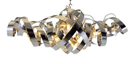 Metal Lamp Design