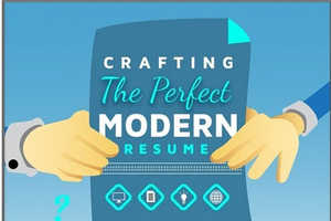 This Infographic Gives Great Tips for Crafting the Perfect Resume