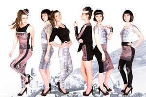 Holly Renee's Mars Fashion Designs are Out of This World
