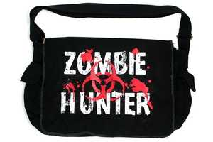 This Zombie Hunter Bag is an Apocalyptic Fashion Statement