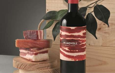 Vi Novell Wine Packaging
