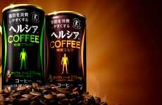 Calorie-Burning Caffeine Drinks - Kao Japan is Releasing the