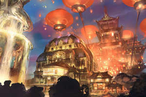 This Artistic Illustration for Bioshock Infinite Shows Impeccable Craft
