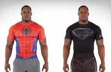 These Shirts by Under Armour are the Perfect Comic Book Merchandise