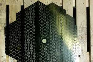 Andreu Carulla Recycles Materials to Make a Ceiling Lamp Design