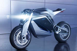These Concept Designs Combine Ducati and Audi in Sleek Fashion
