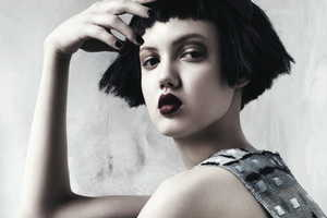 The Vogue Korea Easy Does It Photoshoot Features Short Tresses