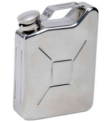 16 Discrete Drinking Flasks - From Fashion-Savvy Drinking Vessels to Robotic Booze Containers