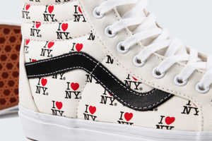 The DQM x Vans 'I Love NY' Adds a Classic Twist to a Skater Shoe