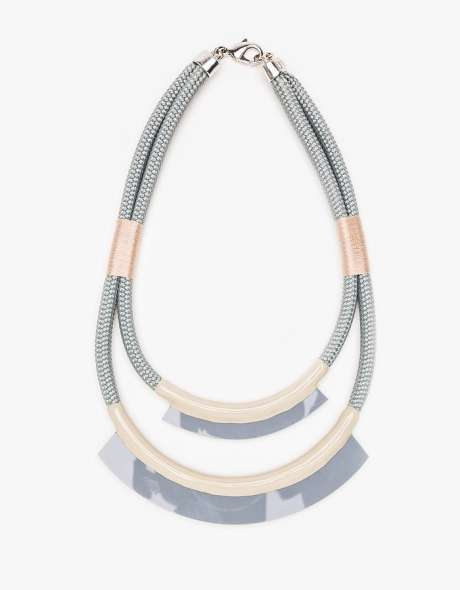 bea necklace from Orly Genger by Jaclyn Mayer