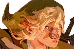 Sachin Teng's Mixed Art Combines Many Disciplines into Each Piece