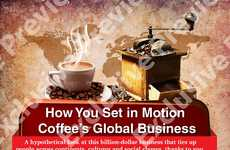 This Chart Lays Out the Profit Plan for Global Coffee Business