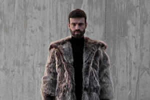 The Etxeberria Fall/Winter 2013 Lookbook is Winter Ready