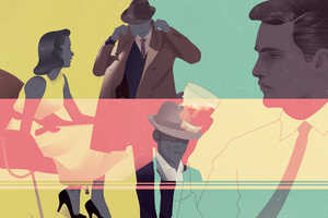Artist Jack Hughes Replicates Style from the Past and Beyond