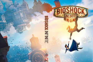 Irrational Games Offers Players Eight Different BioShock Covers