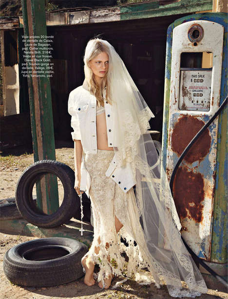White Escape Glamour France