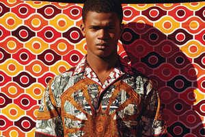 The Musterknabe GQ Style Germany Photoshoot is Pattern-Enriched