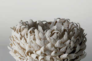 These Elaborate Vases by Hitomi Hosono Take Seven Months to Make