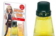 Recreational Urine Imitation Products - The 'Japanese Schoolgirl Pee Smell Bottle' is Hi