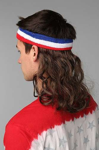 Humorous Mullet Accessories