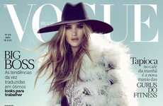 Glam Western Editorials