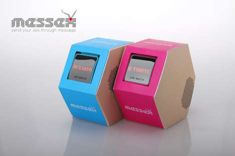 Messex Watches Packaging