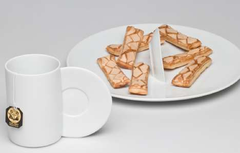 Tea + Cookies Set