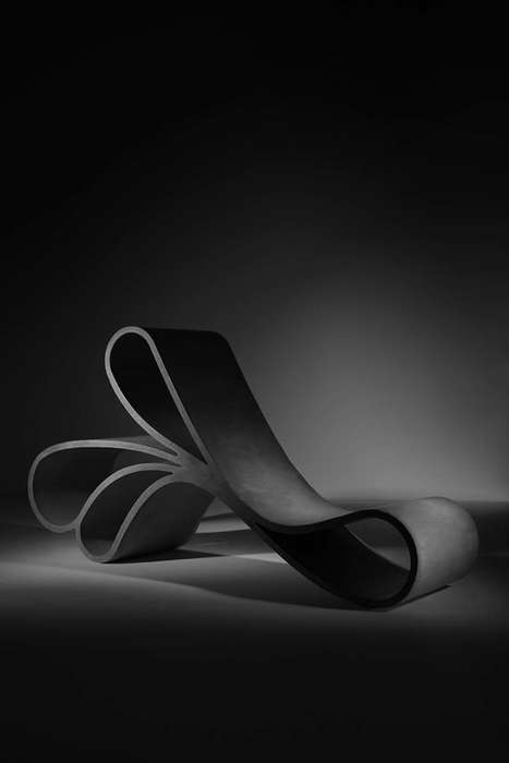 Ribbon Chair by Vivianne Kollevris