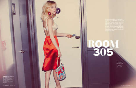 L'Officiel Netherlands April 2013