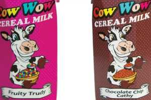 Cow Wow Milk Tastes Like it's Already Been Mixed with Cereal