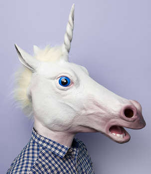 Fred Flare Magic Unicorn Mask
