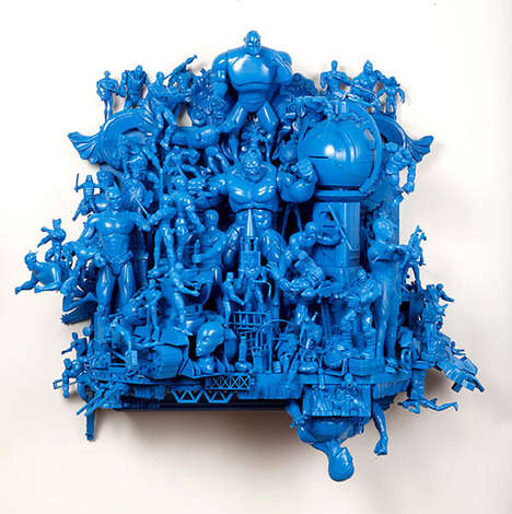 Plastic Sculpture