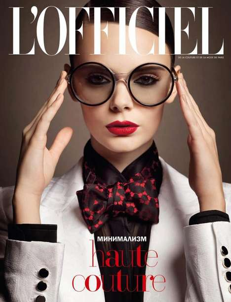 L'Officiel Ukraine April 2013