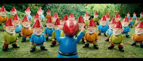 Garden Gnome Revenge Ads - This Funny IKEA Commercial Makes Backyard Furniture Exciting