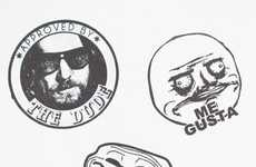 Pop Culture-Inspired Stamps