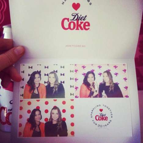 Diet Coke x Marc Jacobs Photo Booth