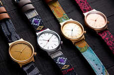 Tropical Time-Teller Straps