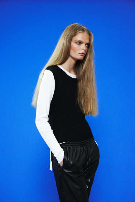 Dion Lee Line II Autumn/Winter 2013