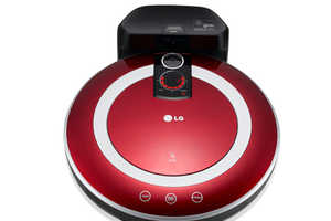 LG Launches the 'Roboking' Robotic Vacuum Cleaner in Korea
