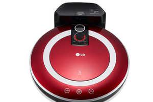 LG Launches the 'Roboking' Robotic Vacuum Cleaner in Korea