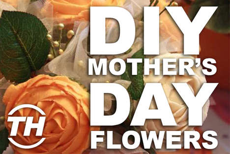 DIY Mother's Day Flowers - Jamie Munro Discusses Easy and Eye-Catching Maternal Flower Arrangements