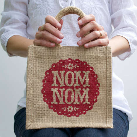 Nom Nom Lunch Bag