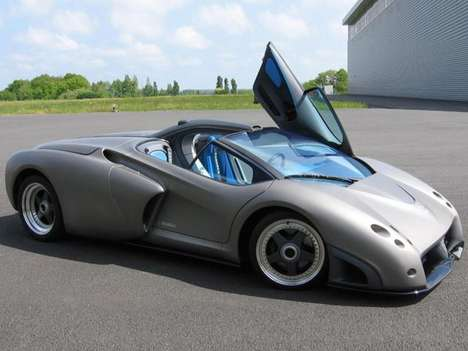 Historical Supercar Sales - The One-Off Lamborghini Pregunta is Up for Sale