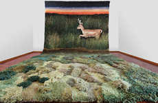 Tactile Grassland Rugs