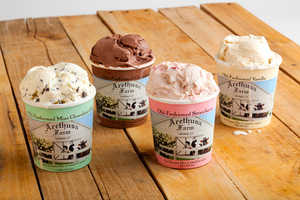 The Arethusa Dairy Collaboration Set to Offer Delicious Ice Cream